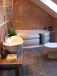corner tub bathroom ideas corner bath ideas home deco plans