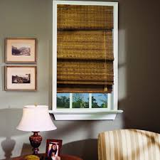 Folding Blind Bamboo Blind Is A Good Alternative For Window Darkening Hum Ideas