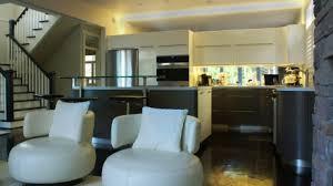 Custom Living Room Cabinets Toronto Built Ins Types Kitchens Parkerhouse