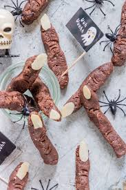 halloween party favors zombie fingers recipes from a pantry