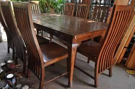 mahogany dining table chai s eight seater mahogany dining table