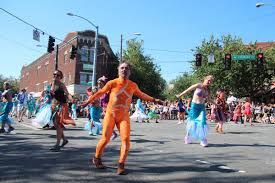 Solstice Park West Seattle by Solstice Parade Kicks Off Summer Westside Seattle