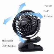 battery operated desk fan battery fans