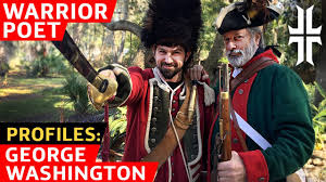 george washington warrior poet profile youtube