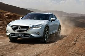mazda mazda mazda cx 4 crossover revealed in beijing exclusive to china