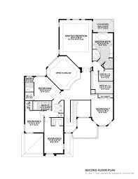 second floor plans 6 bedrm 6170 sq ft luxury house plan 107 1058