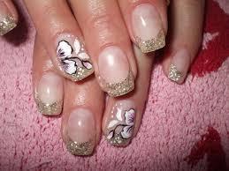 white french tip nail designs french nail tips fashion