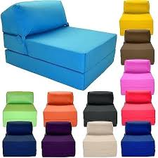 folding foam chair bed fold out guest z waterproof sleep over in