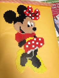 Halloween Perler Bead Templates by Minnie Mouse Melty Bead Ideas Pinterest Minnie Mouse Mice