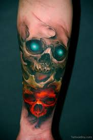 skull tattoos designs pictures page 44