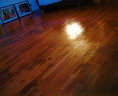after polishing my hardwood floors holloway house