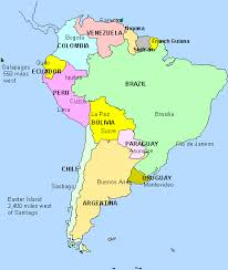 south america map bolivia map sa gif