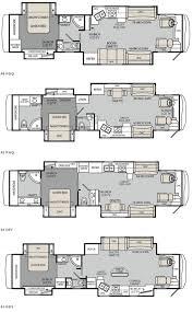 monaco diplomat luxury motorcoach floorplans large jpg
