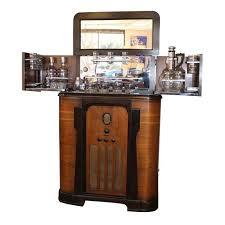 Retro Bar Cabinet 10 Best Retro Bar Cart Images On Pinterest Antique Radio Cabinet