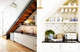 desain dapur lebar 2 meter desain dapur minimalis di bawah tangga cantik dapur pinterest