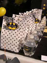 Batman Table Decorations Modern Batman Birthday Party With Diy Gotham City Batman