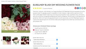 wedding flowers diy fifty flowers review how i did my own wedding flowers with pictures