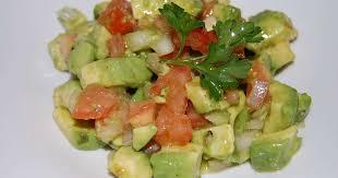 cuisiner des avocats recettes d entrée par tchop afrik a cuisine salade d avocats