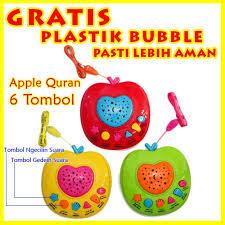 apple quran apple learning quran 6 tombol mainan eduka pusat mainan mendidik
