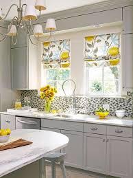 ideas for kitchen windows kitchen window treatment ideas lights decoration