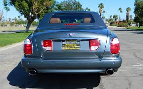bentley azure for sale 2006 bentley arnage r stock be115 for sale near palm springs ca
