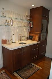 Wine Rack In Kitchen Cabinet Rye Custom Cabinetry Kitchen Cabinets Bath U0026 More