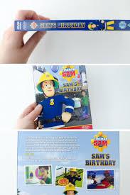 fireman sam sam u0027s birthday dvd review glorious