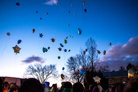 balloons for him montbello residents mourn recent gun deaths and fight perceptions
