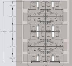 8 unit apartment building plans interior design