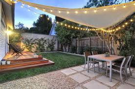 Inexpensive Backyard Ideas by Small Backyard Hill Landscaping Ideas To Get Cool Backyard