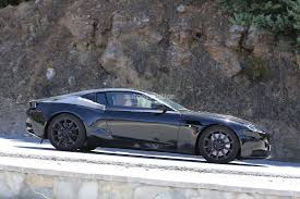 2017 aston martin db11 2017 aston martin db11 interior spied shows mercedes components
