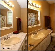 Bathroom Before And After Shelby Bathroom Before And After Crescent City Living