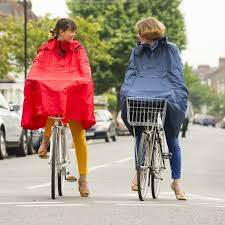 bicycle rain gear cycling rain cape 2 colours cyclechic award winner rain cape