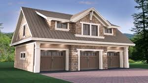 carriage house plans with rv garage youtube