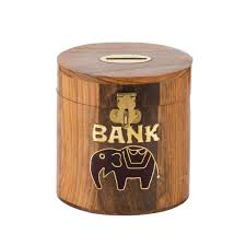 money box money box oval shape with black elephant inlaid piggy bank 9