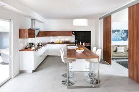 cuisine americaine en u decoration cuisine ouverte salle manger avec project 742367 pic 1 et