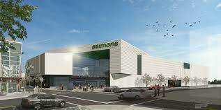 Scarborough Town Centre Floor Plan by Lemay Michaud Leads Design Of Simons Retail Expansion Across