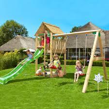 Costco Playground Jungle Gym Cabin Swing Module Xtra 3 Years Costco Uk