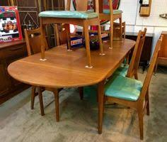 Dining Room Tables Dallas Tx Henredon Scene Two Burled Wood Dining Table On Sale 487 Mid