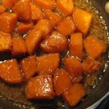 Thanksgiving Yam Recipes Classic Candied Sweet Potatoes Recipe Allrecipes Com