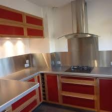 cuisine couleur bois credence pour cuisine 6 am233nagement de cuisine en