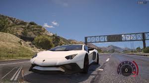 Lamborghini Aventador Acceleration - lamborghini aventador lp 750 4 sv u002715 handling patch gta5 mods com