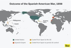 Spain Map World by How America Became The Most Powerful Country On Earth In 11 Maps