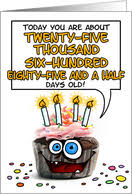 70th birthday cards from greeting card universe