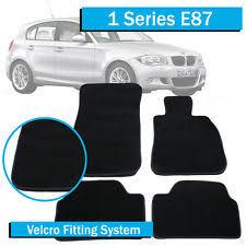 bmw 1 series car mats m sport bmw 1 series m sport car mats ebay