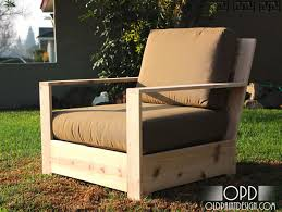 magnificent outdoor chair plans with free patio chair plans how to
