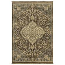 Mohawk 8x10 Area Rug Shop Mohawk Home Madigan Brown Indoor Inspirational Area Rug