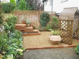 Backyard Flower Bed Ideas Backyard Easy Cheap Backyard Landscaping Ideas New Landscaping