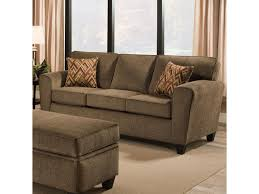 American Casual Living by American Furniture 3100 Sofa With Casual Style Vandrie Home