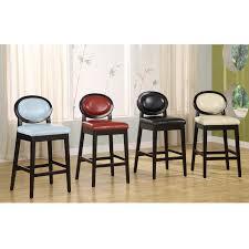 martini bar furniture armen living martini 26 in low back counter stool hayneedle